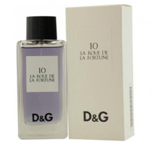 Dolce&Gabbana D&G Anthology 10 La Roue de La Fortune