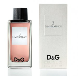 Dolce&Gabbana D&G Anthology  3 L`Imperatrice