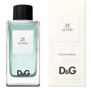 Dolce&Gabbana D&G Anthology 21 Le Fou
