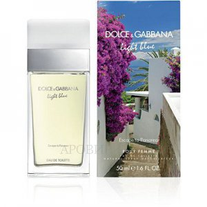 Dolce&Gabbana Light Blue Escape to Panarea